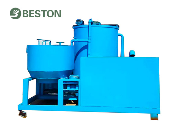 Integrated Pulping System From Beston