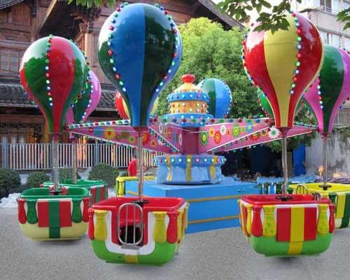 Kingtiger Samba Balloon Ride