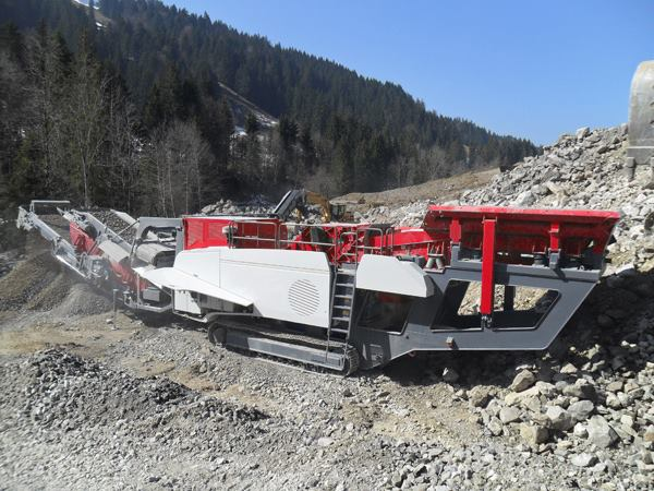 Crusher Plant For Sale