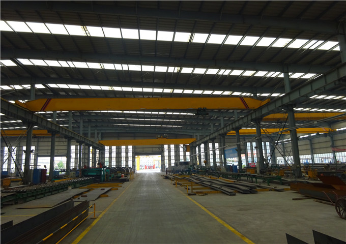 15t overhead crane from the crane manufacturer